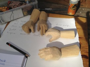 Dead Dog - Hands