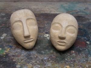 Faust heads