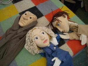 Faust - Glove puppets